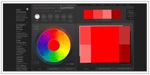 Color Scheme Designer for Shopify Store