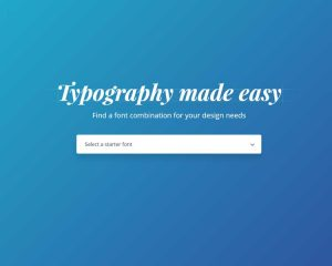 Fonts for Shopify